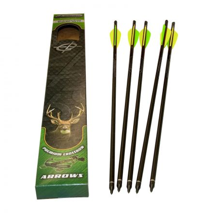 "Barnett 22"" Headhunter Crossbow Arrows - 5 Pack"