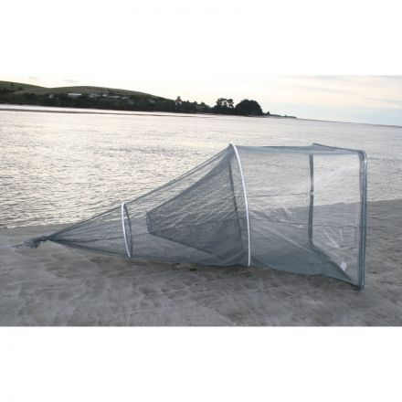 Fishfighter Whitebait Net Sock with 1 Trap