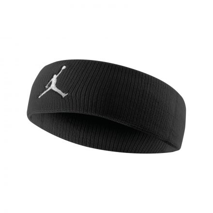 Nike Jordan Jumpman Headband - Black/White