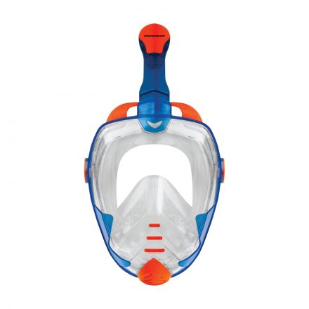 Mirage Galaxy Mask & Snorkel Set Blue