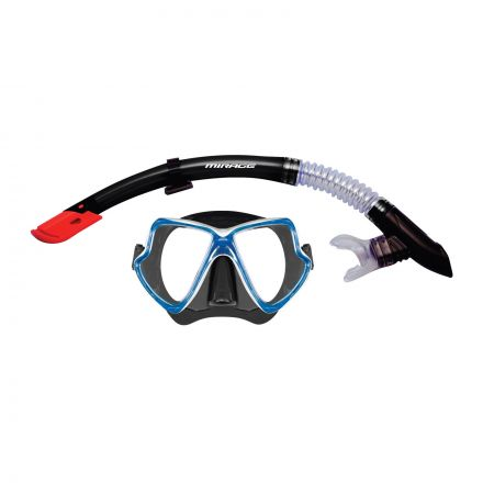Mirage Set83 Pacific Adult Mask & Snorkel Sets