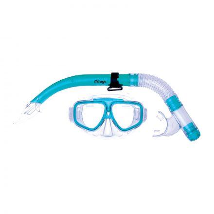 Mirage Set75 Nomad Junior Mask & Snorkel Sets