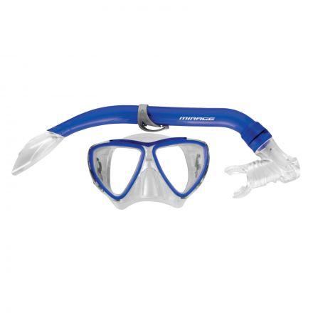 Mirage Set06 Turtle Junior Mask & Snorkel Set