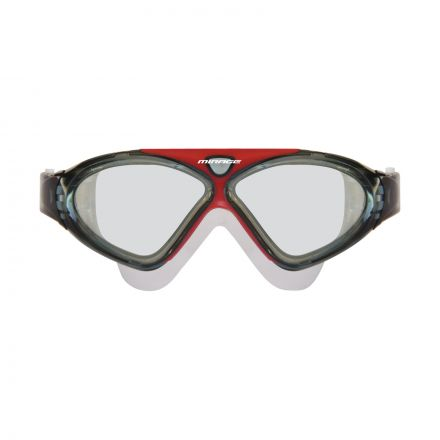 Mirage SA106 Lethal Swim Goggle - Smoke/Red