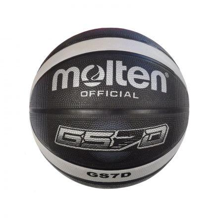 Molten BGS7D Rubber Basketball - Size 7