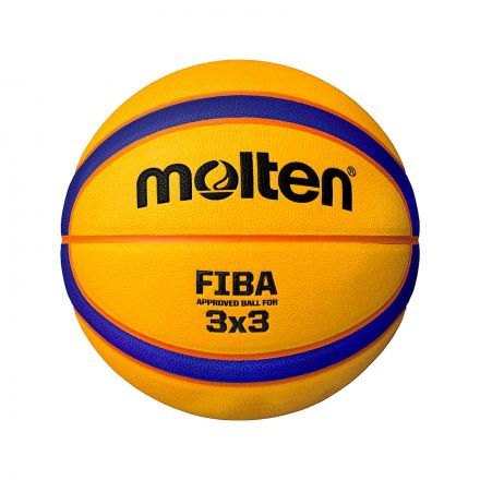 Molten 3 On 3 Competition Ball - Size 6