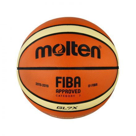 Molten BGLX Leather Basketball