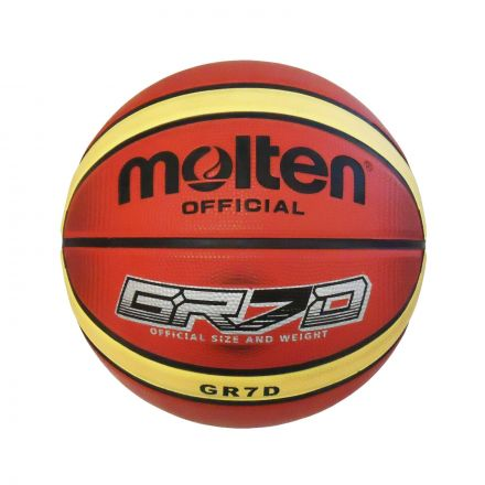Molten BGRX D-T1 Rubber Basketball