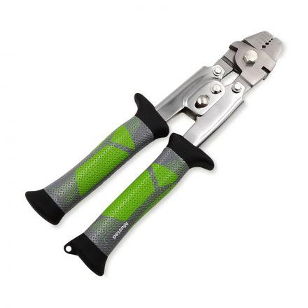 """Mustad MT118 Premium 10"""" Big Game Crimping Pliers"""