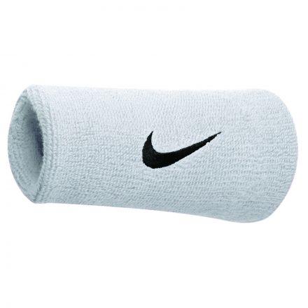 Nike Swoosh Double Wide Wrist Bands