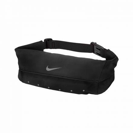 Nike Expandable Waistpack - Black/Silver