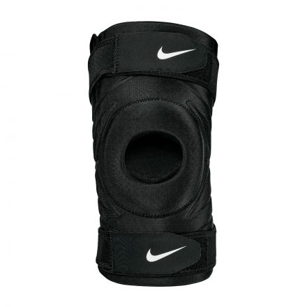 Nike Pro Open Knee Sleeve With Strap