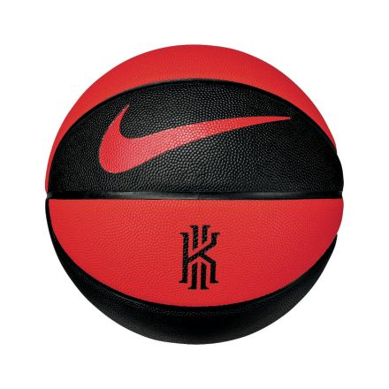 Nike Crossover 8P K Irving Basketball - Black/Red - Size 7