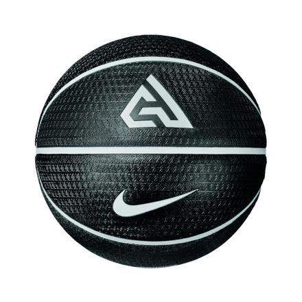 Nike Playground 8P 2.0 Antetokounmpo Basketball - Anthracite/White/Black - Size 7