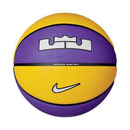 Nike Playground 2.0 L James - Court Purple/Amarillo/Black/White - Size 7