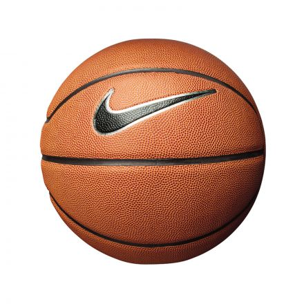 Nike LeBron All Courts Basketball - Amber/Black - Size 7