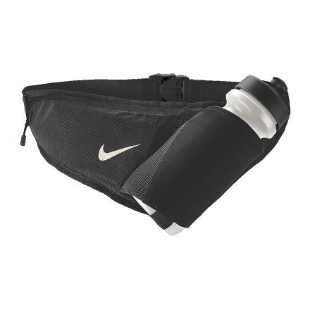 Nike Large Bottle Belt 22oz - Black/Silver