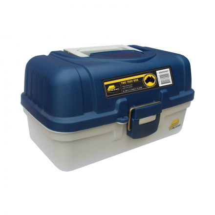Plano 6102 Two Tray Tackle Box