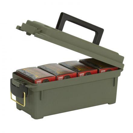 Plano 121202 Shot Shell Box - Green