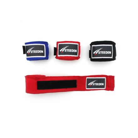 Steeden Hand Wraps - 3 Pack