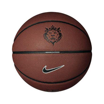 Nike All Court 2.0 L James - Amber/Black/Metallic Silver - Size 7