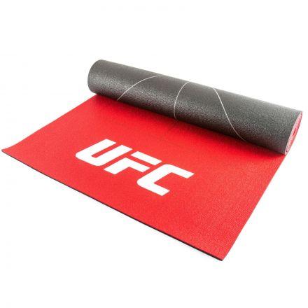 UFC Training Mat 15mm Black/Red 1450 x 610